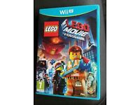 Nintendo Wii U LEGO Movie Game