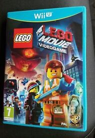 LEGO Movie Game Nintendo Wii U