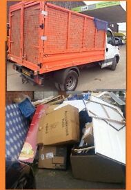 SAME DAY RUBBISH AND WASTE Removal best prices house claerances skip hire tip runs garden any waste