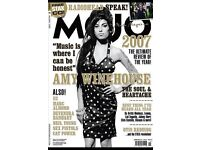 Music Magazines ( Mojo, Q, Vox)