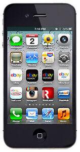 Apple iPhone 4s - 32GB - Black (Unlocked...