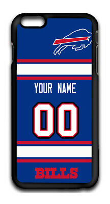 NFL Buffalo Bills Personalized Name/Number iPhone iPod Case 150111