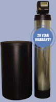 Water softener with 7 yrs warranty installed is 1095