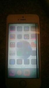 Iphone 5s 16gb (Unlocked and No Sim Card)