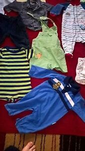 Clothing for baby 0-12 months