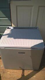 Dometic RC1200EGP Gas Portable Cooler, 12-230 V, Silver, UK Version