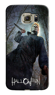 een Samsung Galaxy S4 5 6 7 8 9 10 E Edge Note 3 Plus Case 2 (Halloween 9 Michael Myers)
