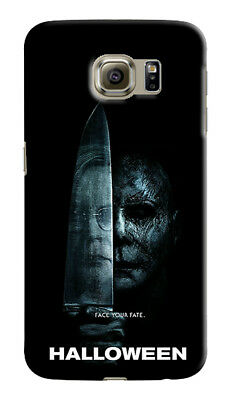 Michael Myers Halloween Samsung Galaxy S4 5 6 7 8 9 10 E Edge Note 3 Plus Case 3](Halloween 9 Michael Myers)