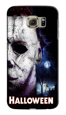 een Samsung Galaxy S4 5 6 7 8 9 10 E Edge Note 3 Plus Case 4 (Halloween 9 Michael Myers)