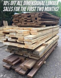 Hardwood Lumber For Sale, Black Walnut, Cherry, Ash, Maple, Oak