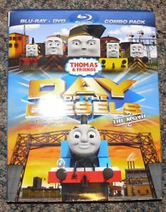 Large Thomas the Train DVD lot as shown London Ontario image 6