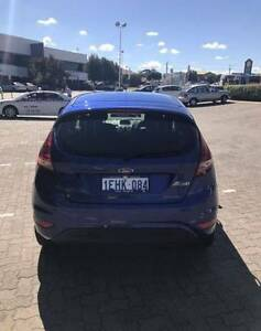 2013 Ford Fiesta Hatchback **12 MONTH WARRANTY** West Perth Perth City Area Preview