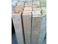 225 lengths of reclaimed timber