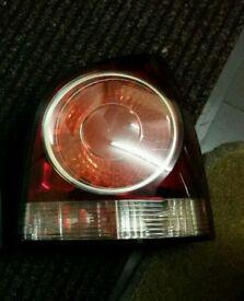 Vw polo rear light