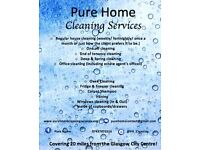 Pure Home Cleaning - Regular,Office, One-off, Windows, Carpet and many more cleanings