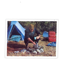 CLASSIC GERRY BACKPACK AND TENT