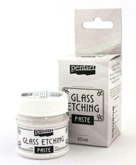 Pentart Glass Etching Paste 50ml