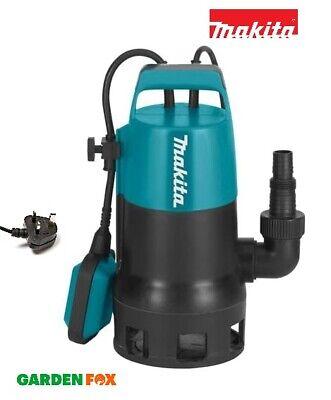 MAKITA Submersible Drainage PUMP 240V Electric PF0410/2 4002829833315 .