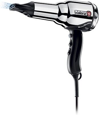 Valera Metal Master Ionic Haartrockner 2000 Watt & Diffusor  für Profis