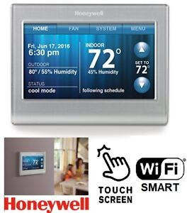 NEW HONEYWELL WI-FI SMART TOUCH SCREEN THERMOSTAT