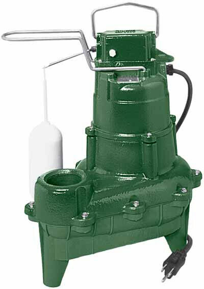 zoeller submersible sump pump m73