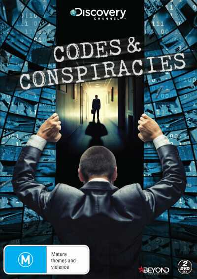 Codes and Conspiracies  - DVD - NEW Region 4