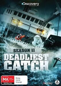 Deadliest Catch : Season 11 : NEW DVD