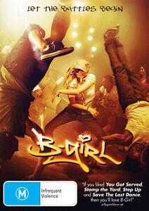 B-Girl * NEW DVD * breakdancer underground hip-hop dance movie