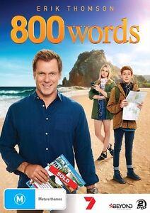 800 Words : Series 1 : NEW DVD