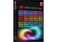 Adobe Creative Cloud CS6 2017 Windows and Mac supported