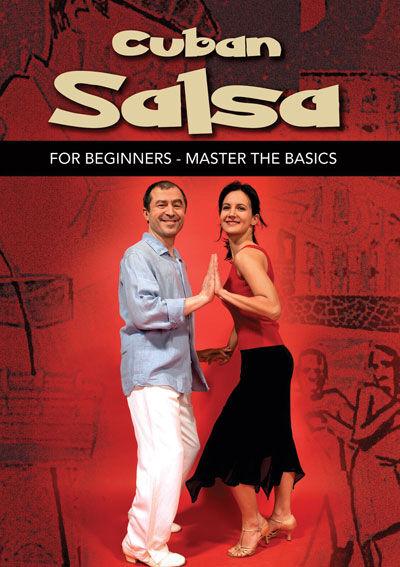 Cuban Salsa for Beginners DVD