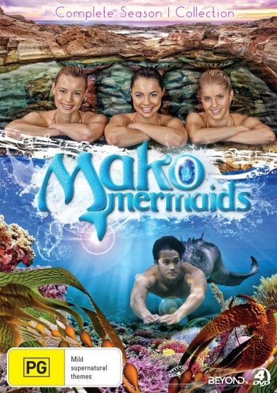 Mako Mermaids Complete SEASON 1 : NEW DVD