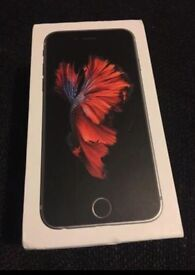 Brand new iPhone 6s 16gb on EE