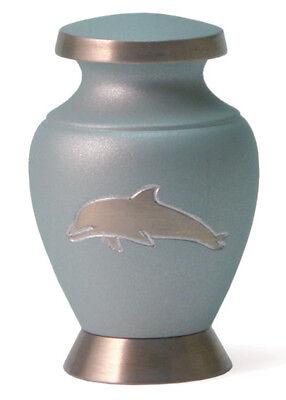 Aria Dolphin Keepsake Urn For Human (Dolphin Keepsake)