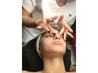 Waxing- full body/ Facial Treatments- all types of skin