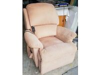 Sherborne Rise and recline armchair