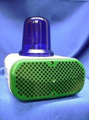 Polizei Blaulicht Spardose mit Sirene/Martinshorn Blaulichtspardose