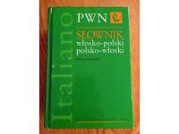 Dictionary Italian/Polish