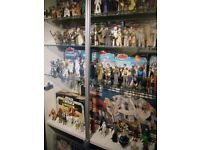STAR WARS WANTED vintage old or new toys, action figures, ships, lightsabers mr efx code 3