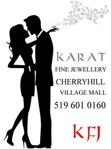 0.94 SI FG DIAMOND SOLITAIRE @ KARAT FINE JEWELLERY London Ontario image 2