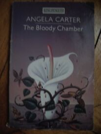 4 books by Angela CARTER (£4 for the batch)
