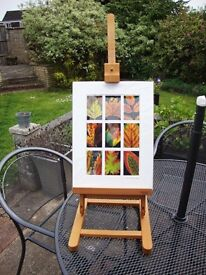 MABEL M/14 TABLE TOP WOODEN EASEL