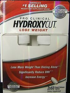 HYDROXYCUT Pro Clinical Lose Weight 120 caplets