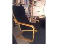 Poäng Ikea chair