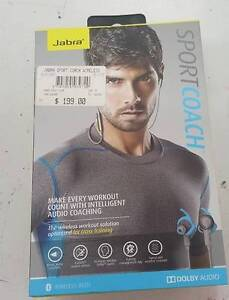 Jabra Wireless Buds Blue Coach Macquarie Fields Campbelltown Area Preview