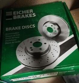 Eicher brake discs OEM Equivalent 402060010R