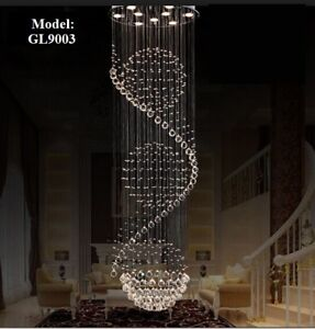 Brand New Crystal Indoor Lights With Lowest Price Guarantee