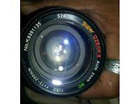 lens 70-200 auto f1:3.5