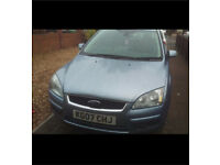07 Ford Focus Ghia spares/repairs