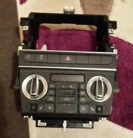 Audi a3 s3 rs3 facelift double din cage hazard switches